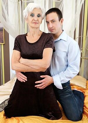 Mom and Boy Porn Photos