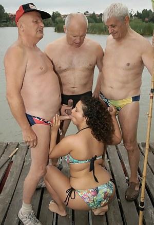 Foursome Porn Photos