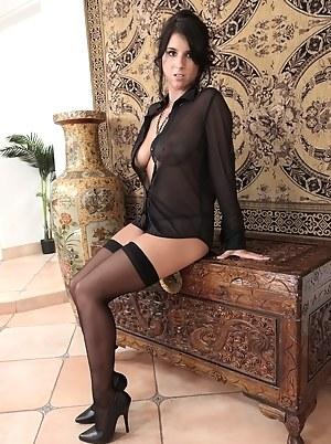 Stockings Porn Photos