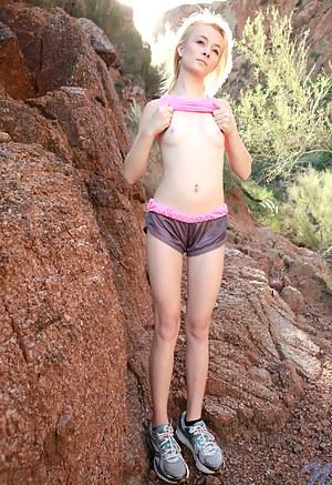 Skinny Porn Photos