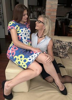 Lesbian Porn Photos