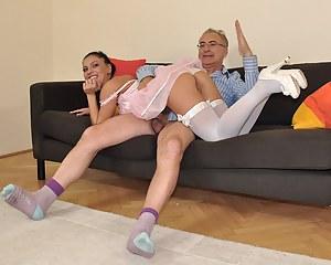 Spanking Porn Photos
